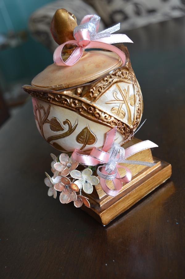 gift peach flower